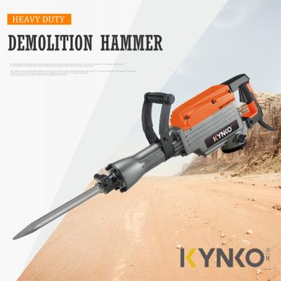 big demolition hammer