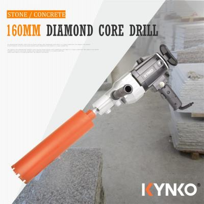 160mm diamond core drill