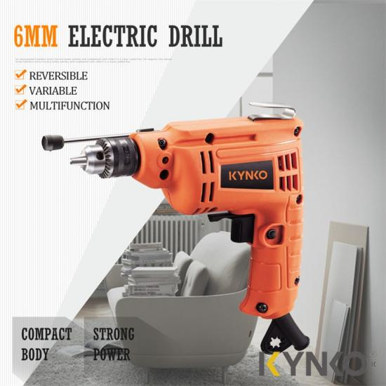 6mm electric drill