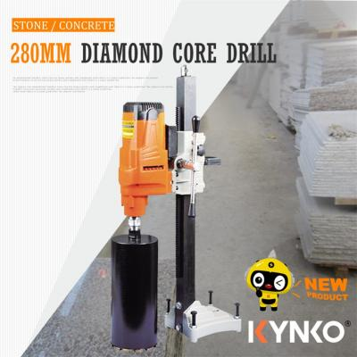 280mm diamond core drill