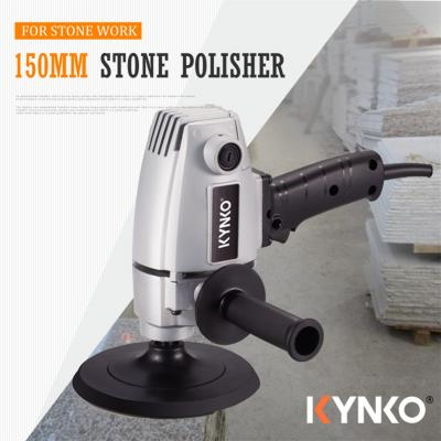150mm Metal body Industrial Stone Polisher