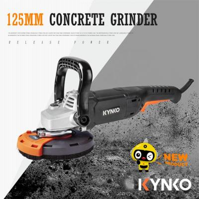 125mm concrete grinder