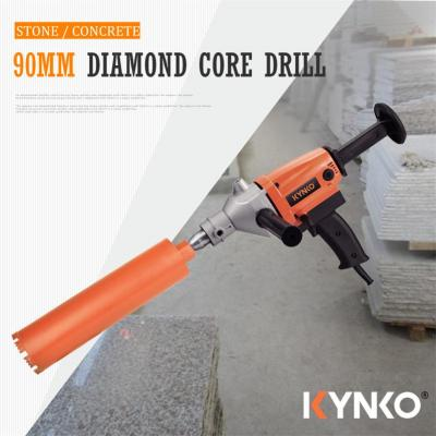 90mm diamond core drill