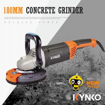 180mm concrete grinder