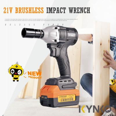 brushless Impact Wrench