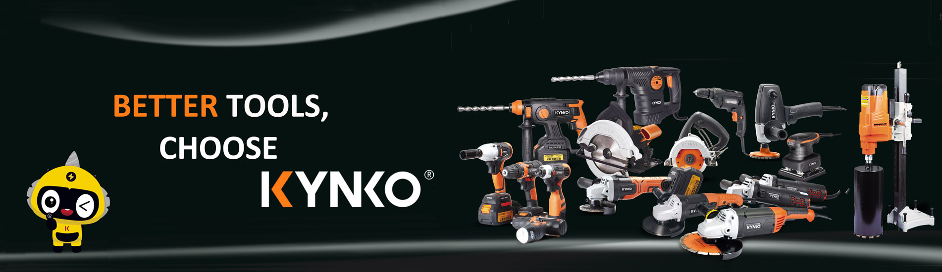 KYNKO Power Tools products
